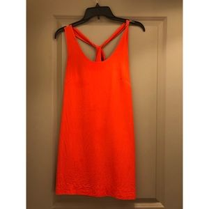 J Crew little red dress. Size 2 Petite.